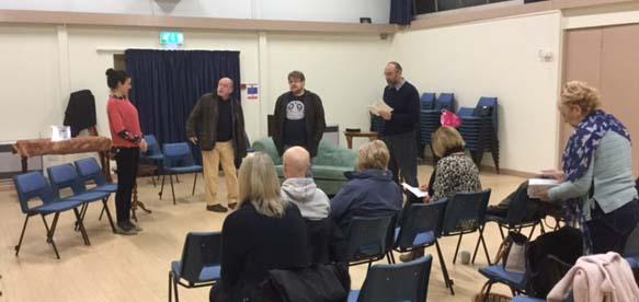 Drama group in Stockton on Tees