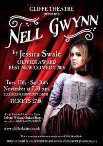 Cliffe Theatre, Stockton, Nell Gwynn